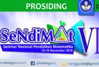 Prosiding Sendimat P4TK Matematika Terlengkap