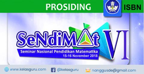 Prosiding Sendimat