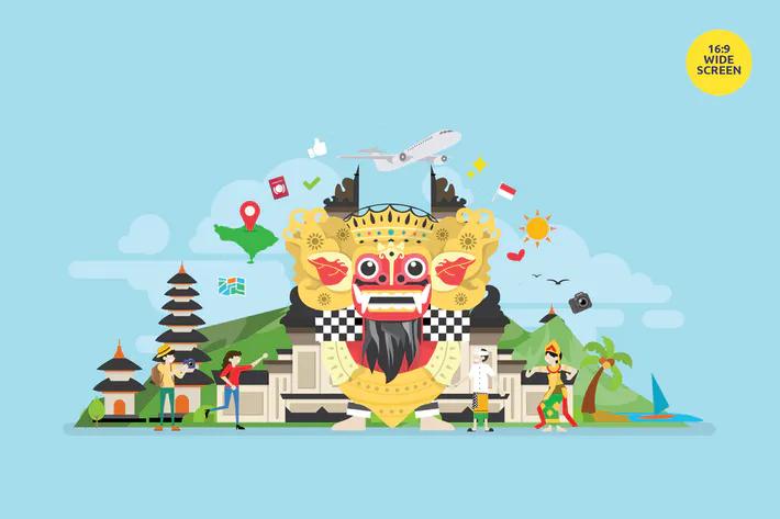 Hari Libur 2020 Provinsi Bali : Terbaru dan Terlengkap