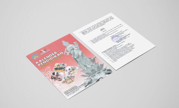 Kalender Pendidikan Bali tahun 2020/2021